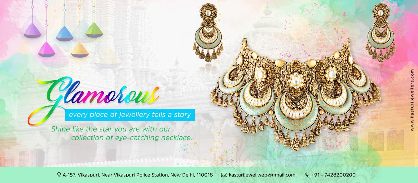 Jewellery shops in Delhi